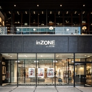 写真:inZONE with ACTUS The JOHNSON STORE店の様子